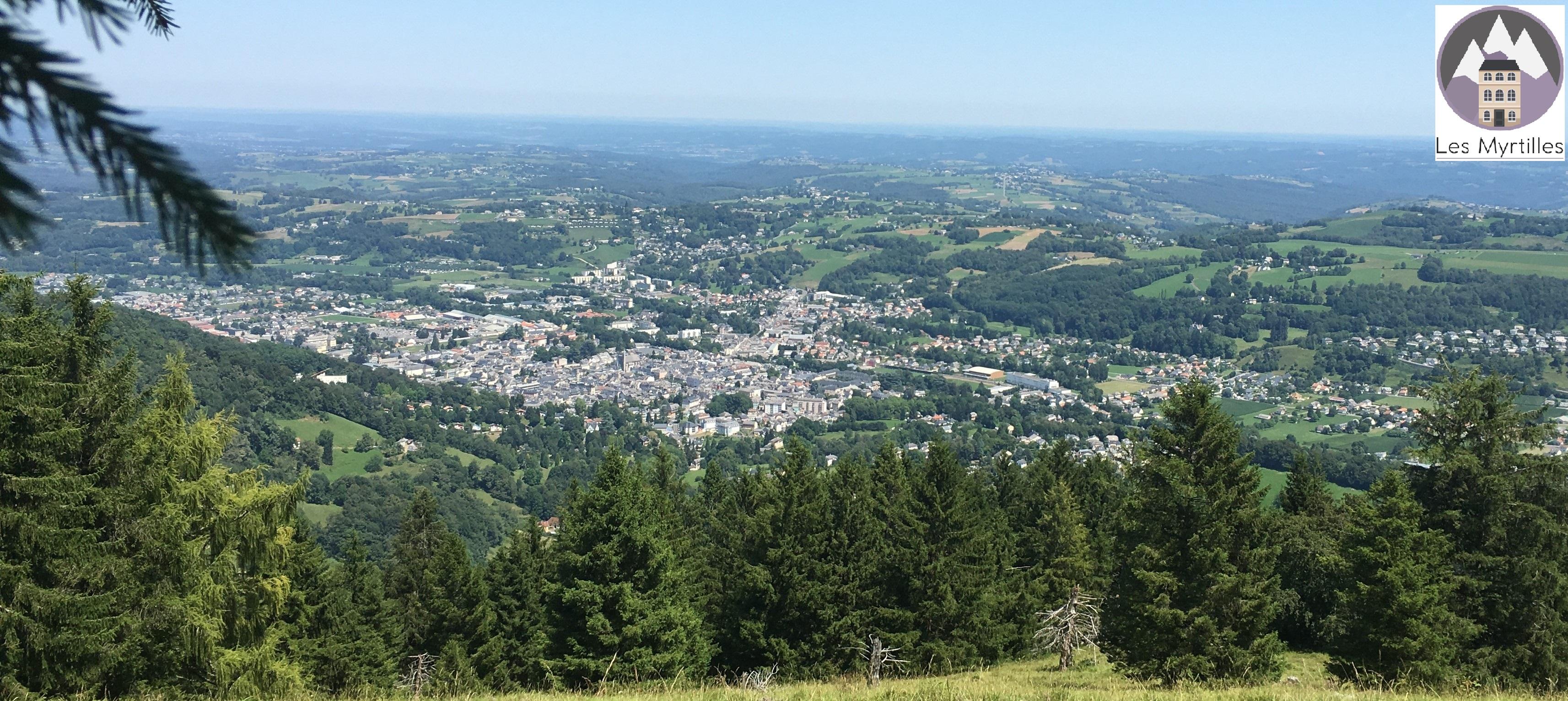 Dans les Hautes Pyrénées, locations d'appartements de haute qualité en plein cœur de Bagnères de Bigorre.